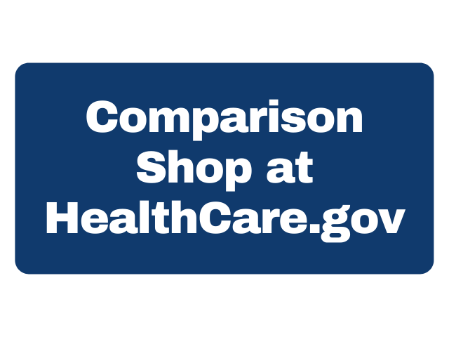 Comparison Shop at HealthCare.gov